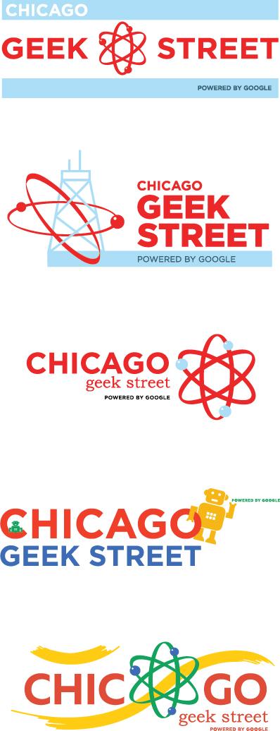 GeekStreetLogoConcepts